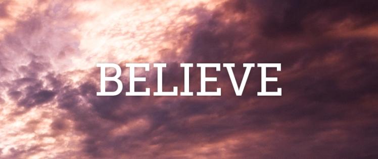 ya butuh percaya padaNya saja, yakin semesta mendukungmu !!