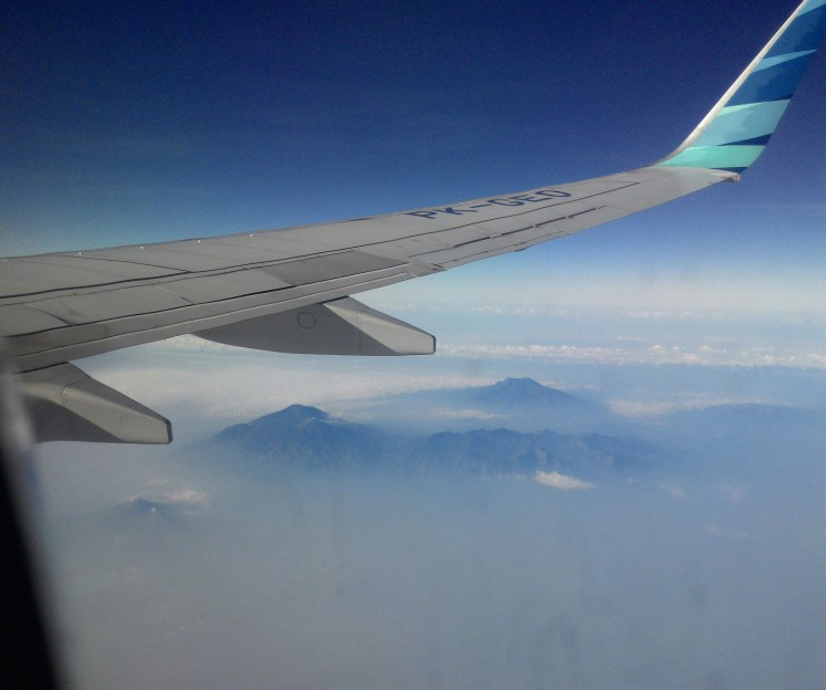 gugusan gunung @athpoenya