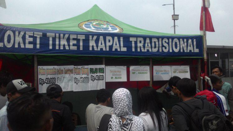 Trip Hemat Murah ke Pulau Pari, Makan seafood (bukan khayalan) lagi